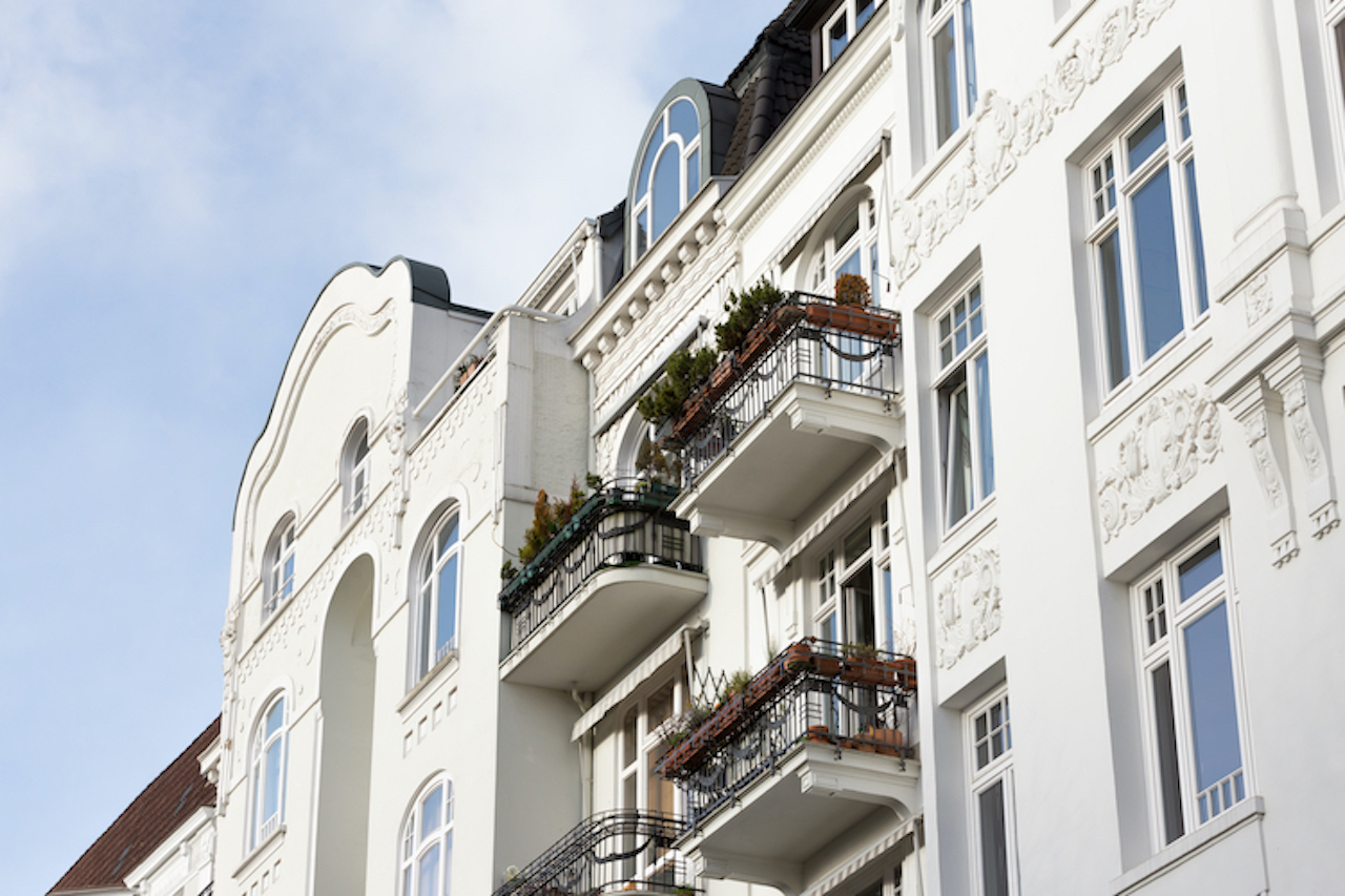 Shutterstock 1391897483 in Prognose: Immobilienmarkt trotzt der Coronakrise