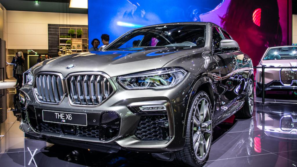 Beliebt bei Kunden und Autodieben. Der X6