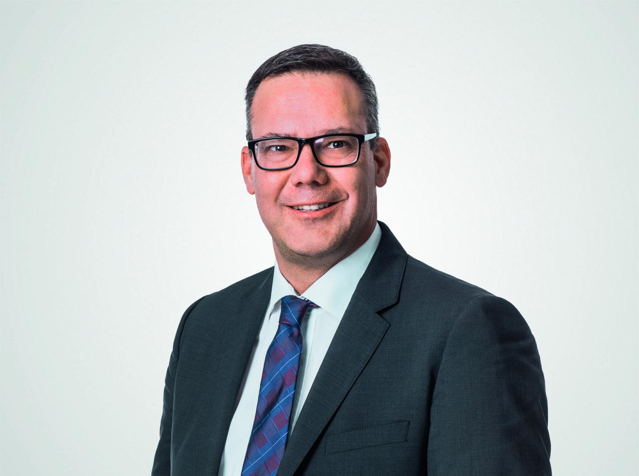 Verifort-CEO Thomas Heidelberger