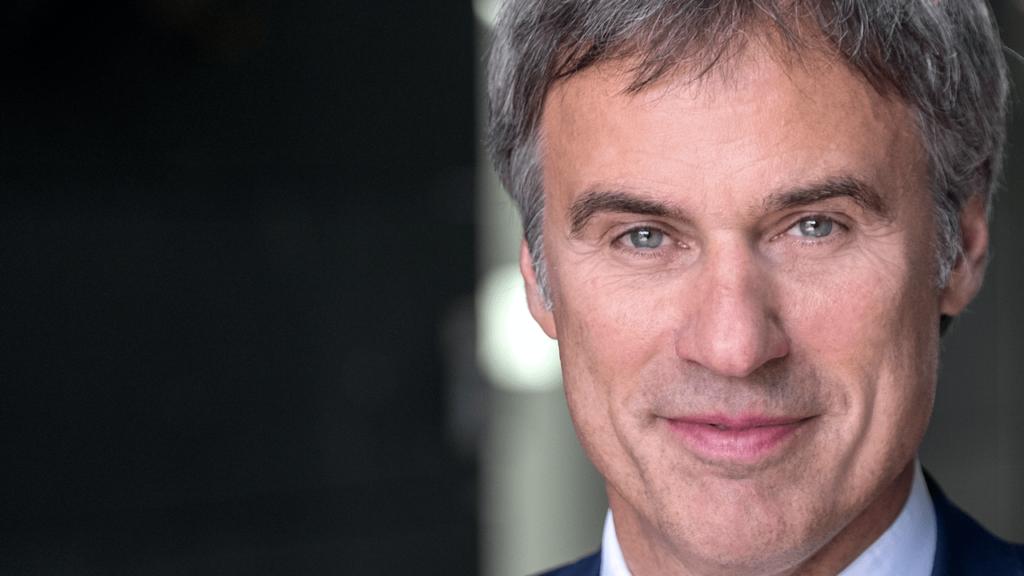 Der Präsident des Digitalverbandes Bitkom, Achim Berg