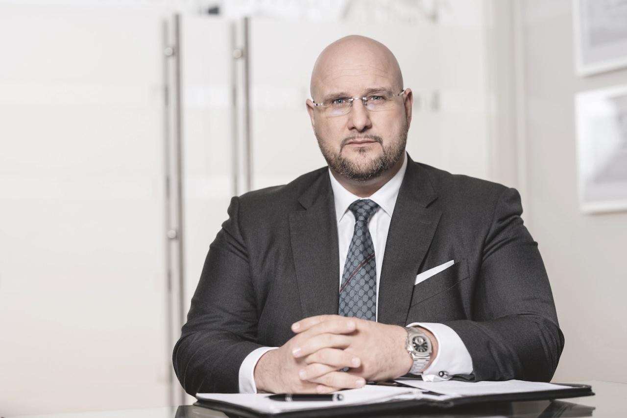Foto von Andreas Schrobback, CEO und Gründer der AS Unternehmensgruppe