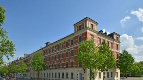 Hübsches Wohngebäude