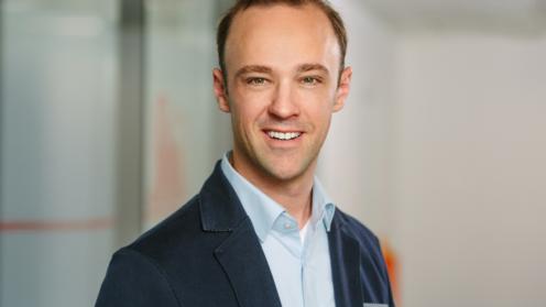 Foto von Christopher Wintrich, Berater Digitale Immobilienfinanzierung bei der ING Deutschland