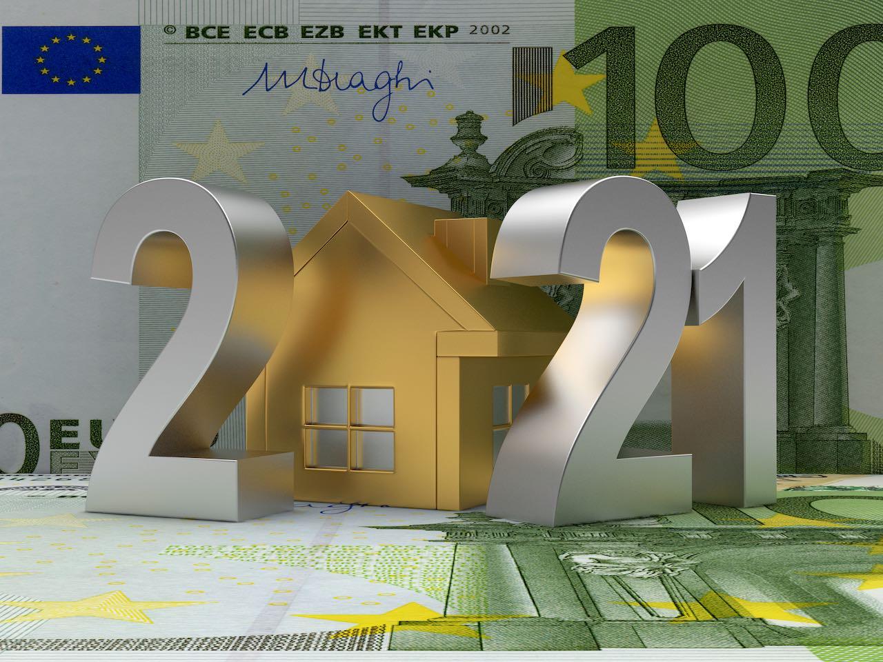 Immobilienkauf: Das ändert sich 2021 - Finanznachrichten ...
