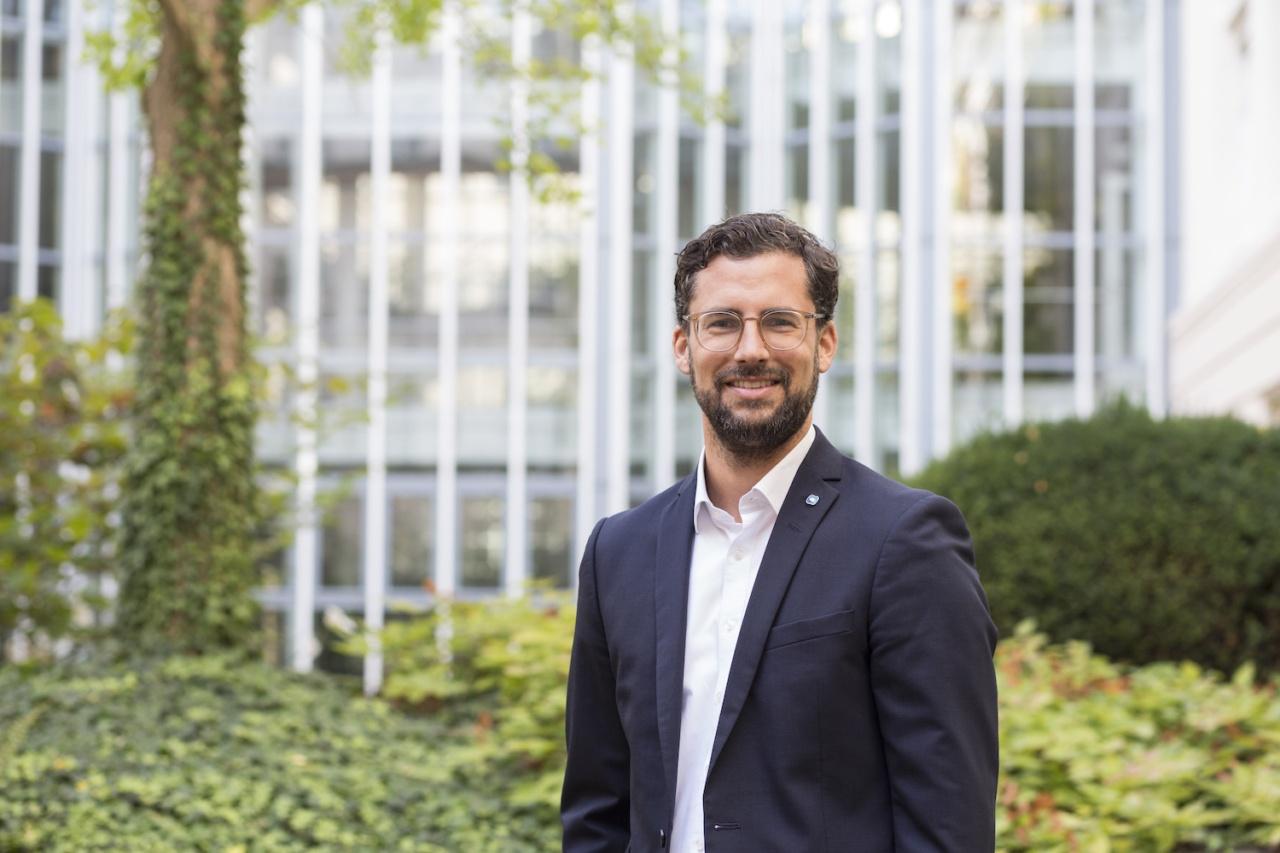 Foto von Jens Göhner, Leiter  Produkt- und Vertriebs- marketing Vorsorge und  Investment der Stuttgarter