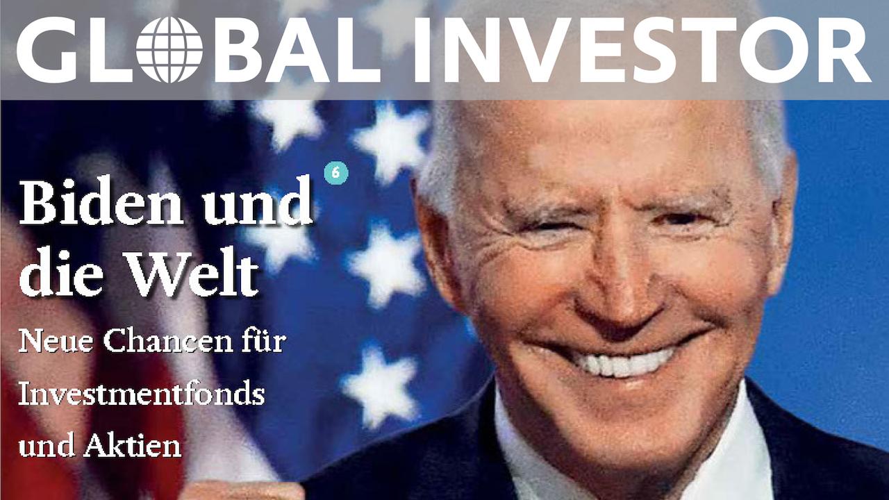 Cover des Global Investor 19 mit Joe Biden