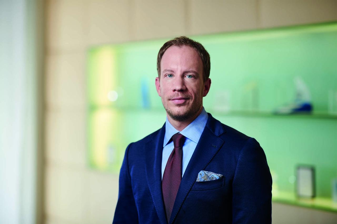 Porträtfoto des Geschäftsführers der RWB Partners GmbH