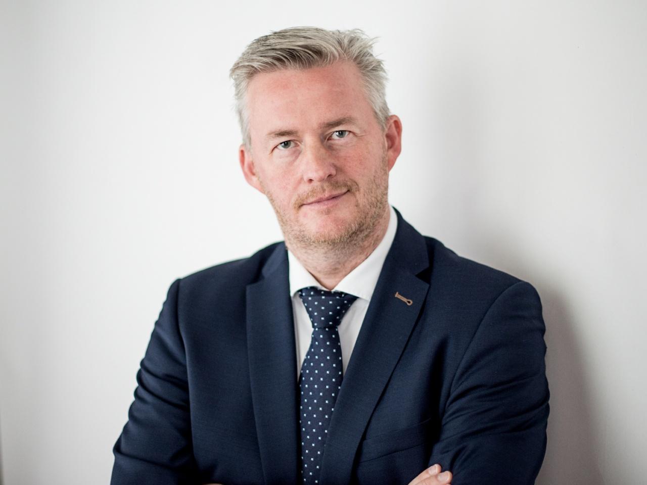Portraitfoto von Jörg Busboom, Geschäftsführer der ÖKORENTA
