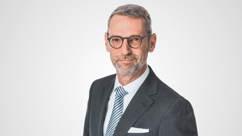 Frank M. Huber, CEO von Verifort Capital