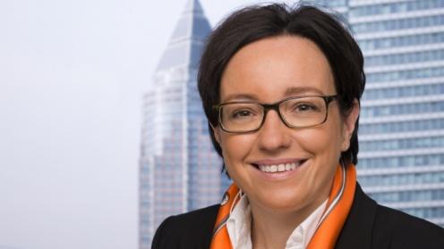 Foto von Katja Müller von Universal-Investment