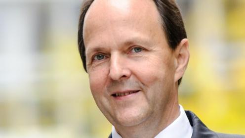 Industria-Geschäftsführer Klaus Niewöhner-Pape