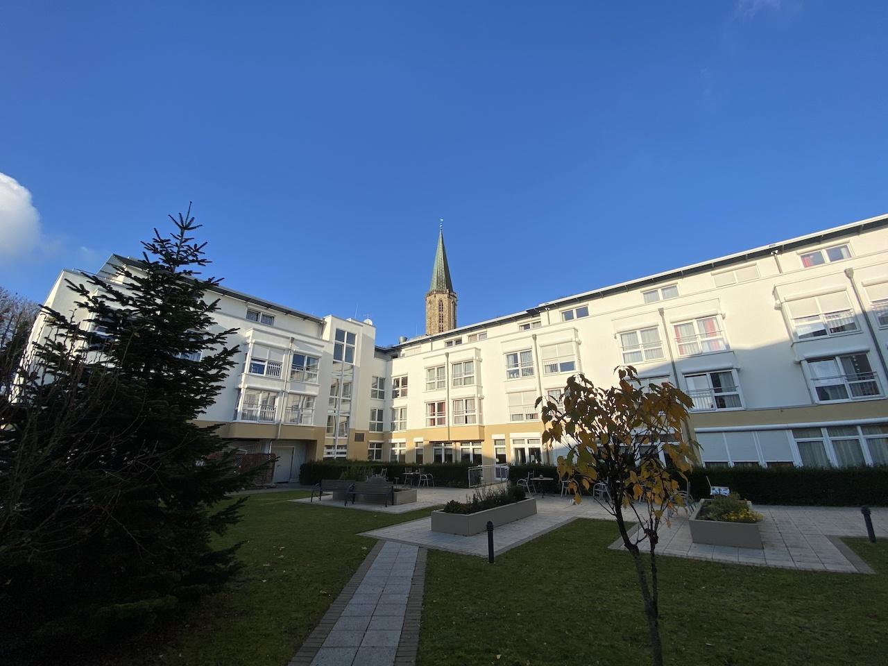 Foto des Patrizia-Pflegeheims in Dortmund