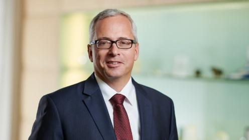 CEO von MPE: Norman Lemke