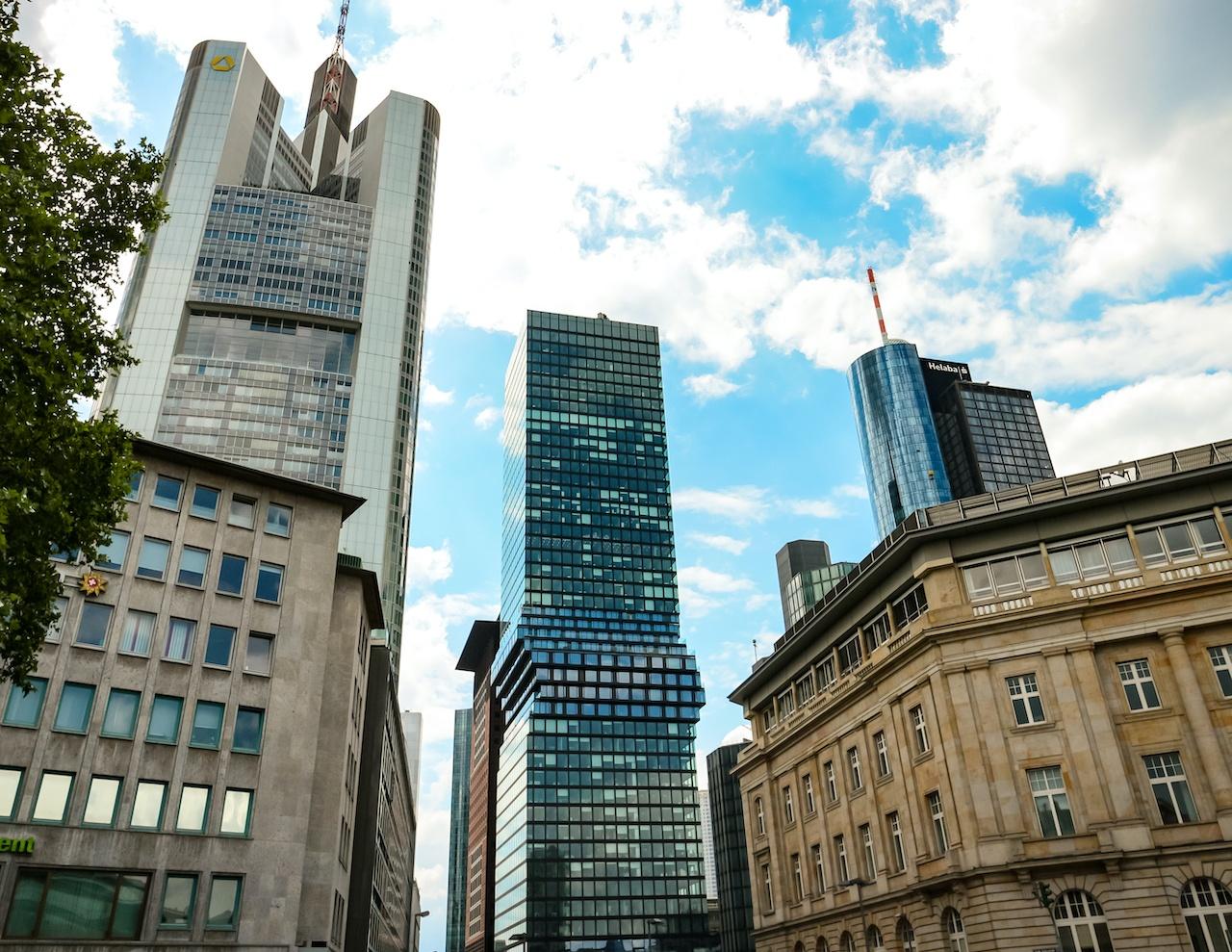 Hochhäuser in Frankfurt, Sitz von KanAm