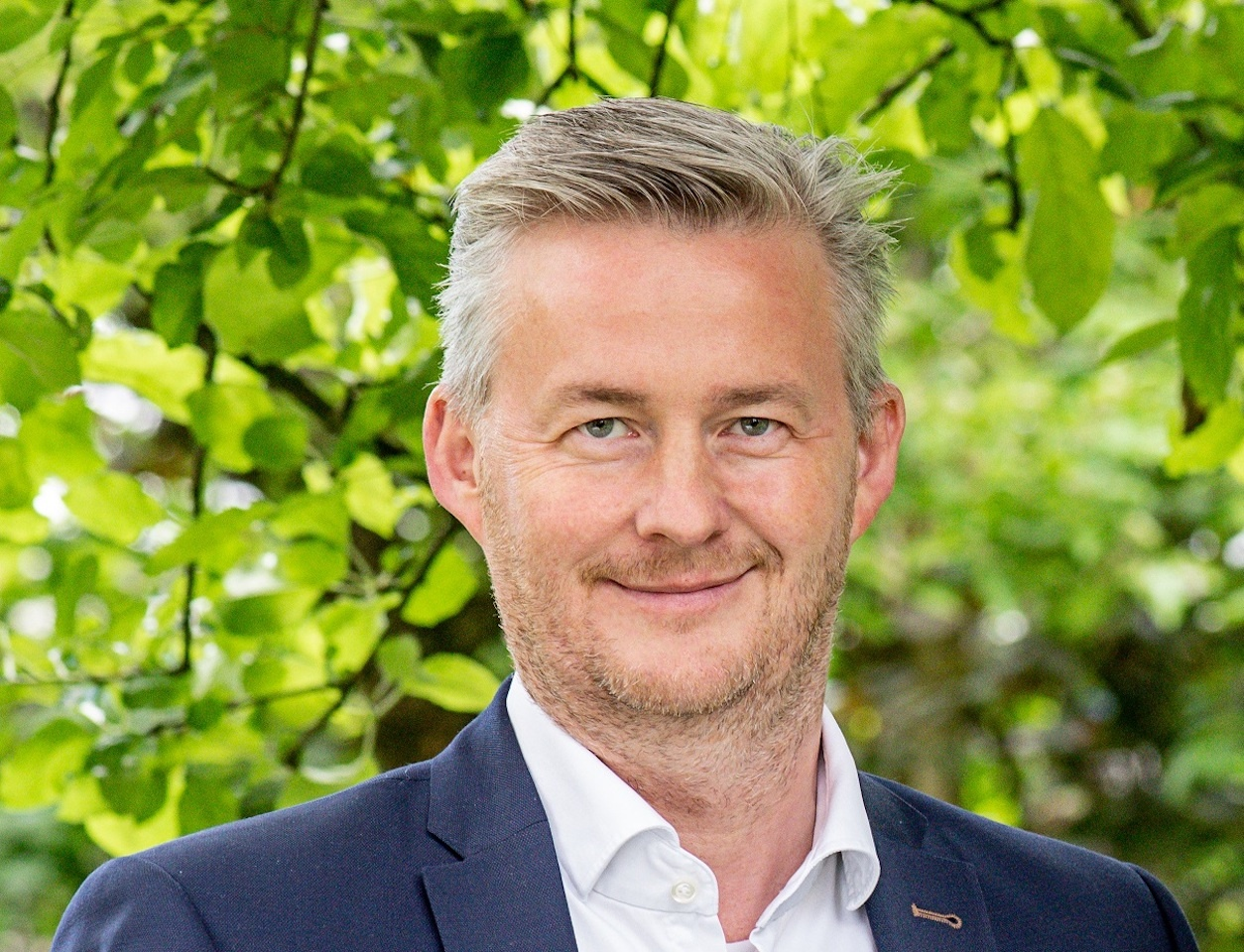 Foto des Ökorenta Geschäftsführers Jörg Busboom