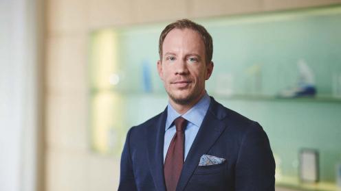 Nico Auel, Geschäftsführer der RWB Partners