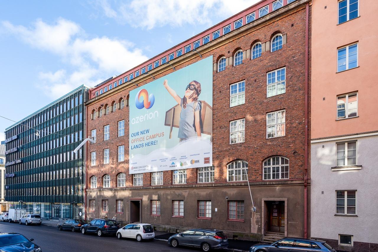 Foto des Gebäudes von Real I.S. in Finnland