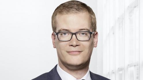 Porträtfoto von Project Vorstand Schindler