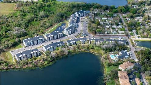 Luftbild der Projektentwicklung von BVT in Maitland