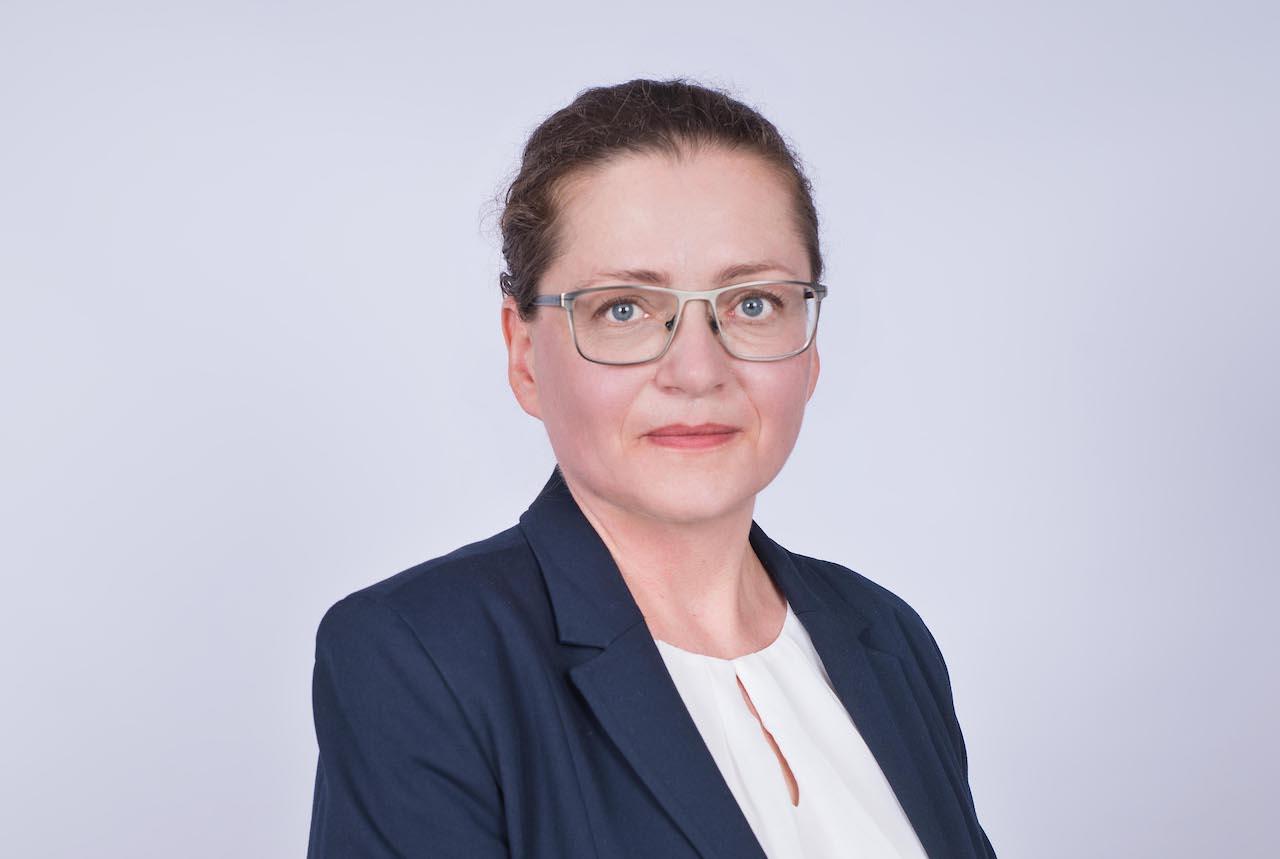 Porträtfoto der neuen ESG Officer bei KGAL