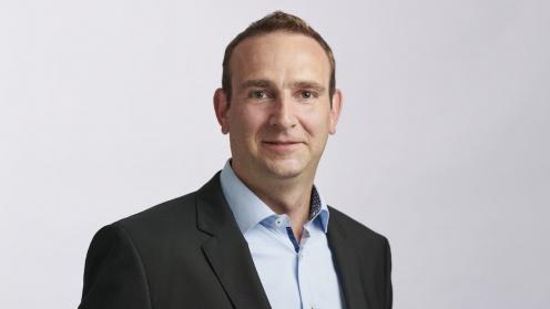 Porträt von Walnut Geschäftsführer Lars Gentz