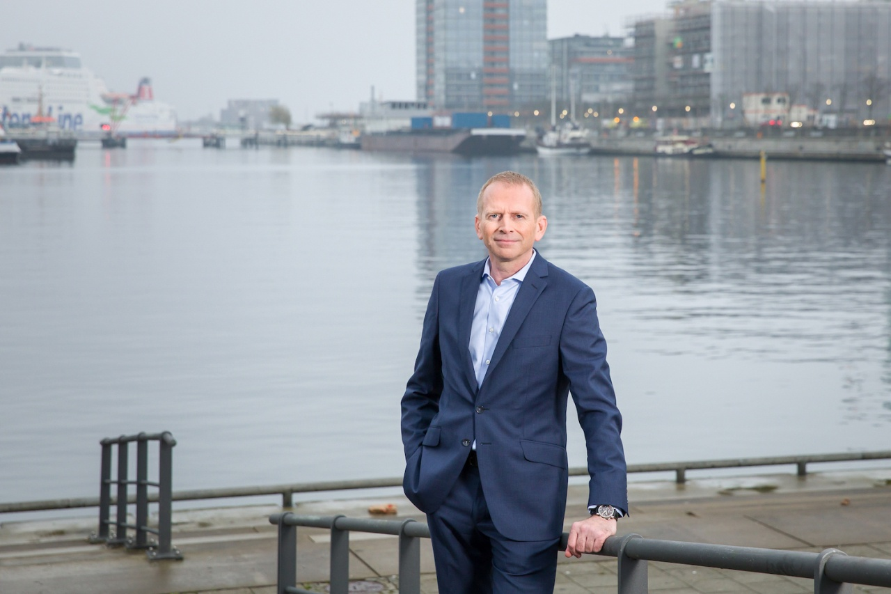 Portrait von Rainer Brand, Vorstandsvorsitzender bei der DOMCURA AG.