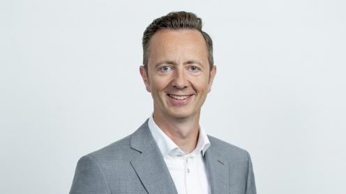 Porträtfoto von Primus Valor Vorstand Gordon Grundler