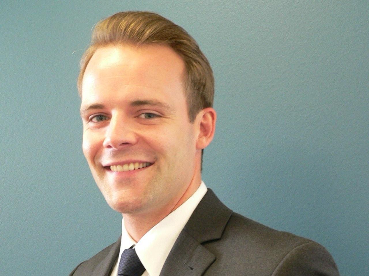 Porträtfoto von Aberdeen Fondsmanager und Vorstandsmitglied Marc Pamin
