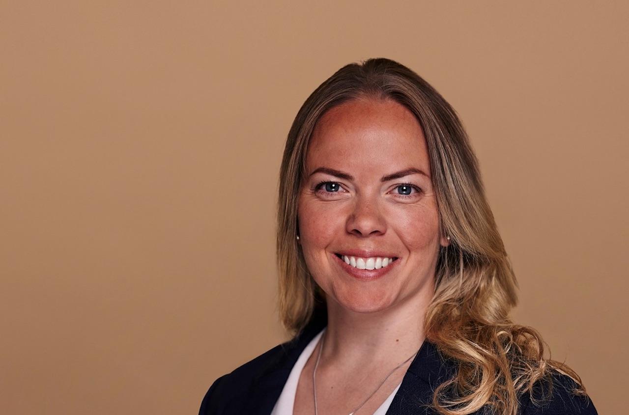 Porträtfoto von Janica Gerecke, Garbe