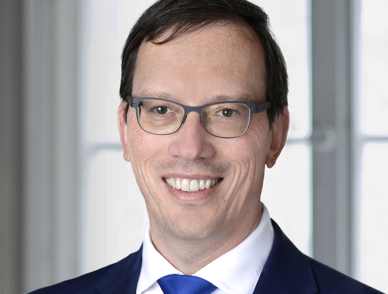 Porträtfoto von Gunnar Herrm, UBS Real Estate