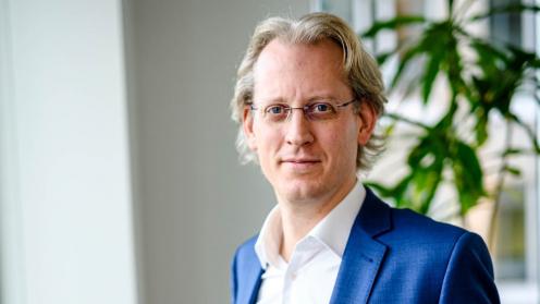 Porträtfoto von Arnaud Ahlborn, Industria Wohnen