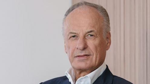 Porträtfoto von Dieter Becken