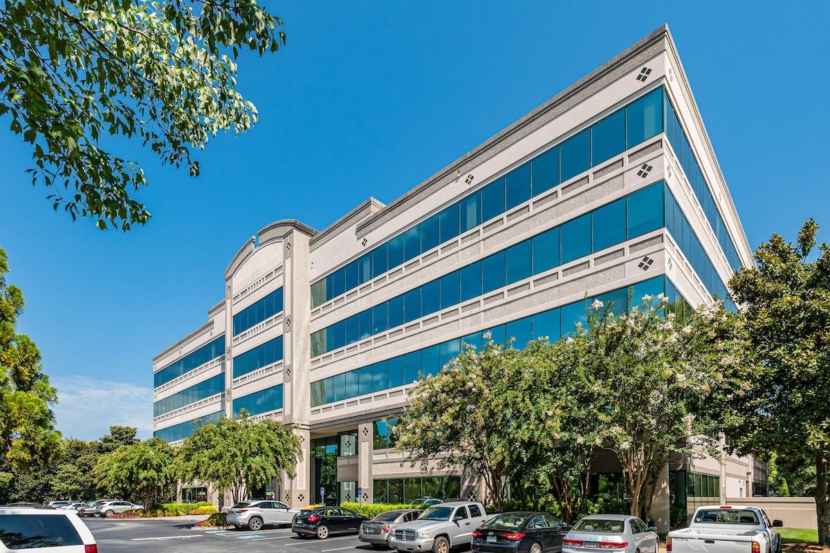 Bild des TSO-Gebäudes in Georgia