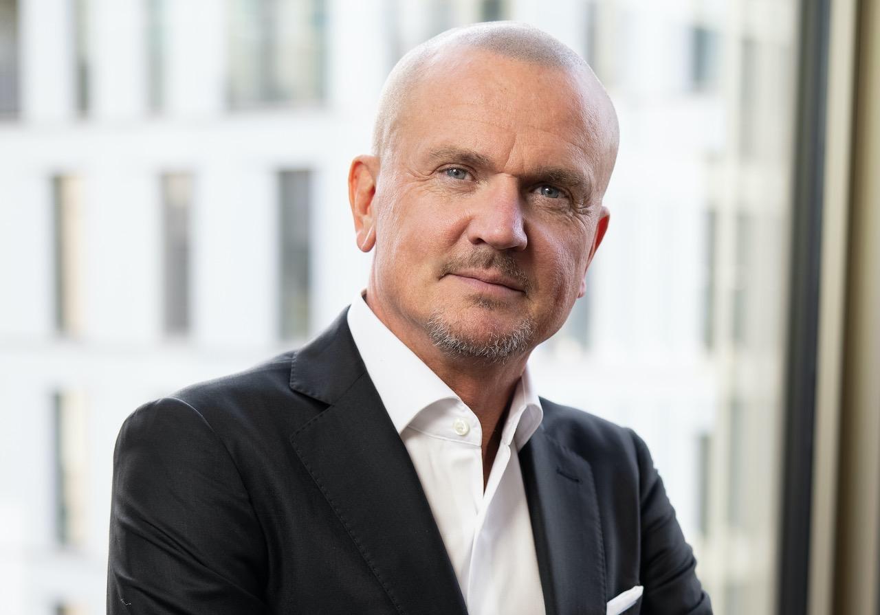 Deutsche Finance Chef Müller