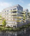 """Grossmann & Berger vermarktet Wohnungen in den """"Hansaterrassen"""""""