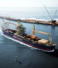 Oltmann bringt Mehrzweck-Schwergutschiff