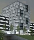 Hamburg Trust bietet Beteiligung an Büroneubau in Karlsruhe