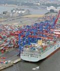 Hamburger Hafen: Seegüterumschlag legt zu