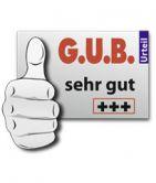 G.U.B.-Dreifachplus für Dr. Peters Flugzeugfonds XIII