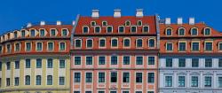 Historische Bausubstanz in Dresden und Berlin ist top