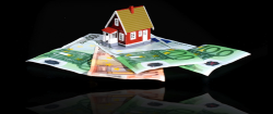Baugeldzins rutscht unter die Drei-Prozent-Marke