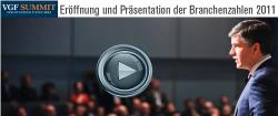 VGF SUMMIT 2012: Branchenzahlen 2011 exklusiv