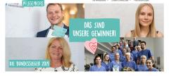 PKV-Verband kürt Deutschlands beliebteste Pflegeprofis