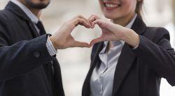 Wo die Liebe hinfällt: Liebesbeziehungen unter Kollegen