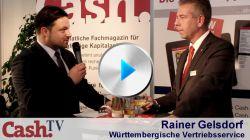 Interview auf der DKM 2011 mit Rainer Gelsdorf