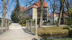 Ehemaliges Kloster wird Pflegeobjekt