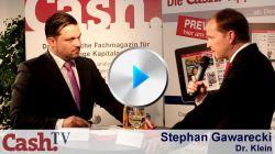 Live-Interview auf der DKM 2011 mit Stephan Gawarecki
