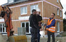 Private Bauherren – Helfer auf der privaten Baustelle absichern