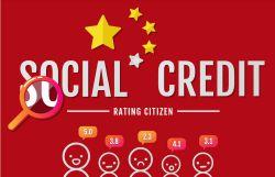 Social Credit System kommt nicht gut an