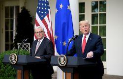 USA und EU wollen Handelsstandards angleichen und die WTO reformieren